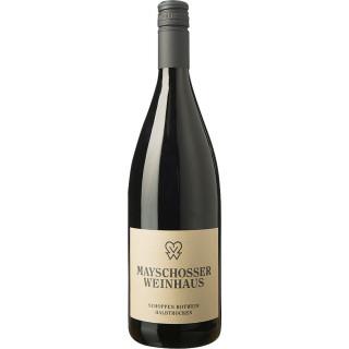 Schoppen-Rotwein halbtrocken 1,0 L - Winzergenossenschaft Mayschoß-Altenahr
