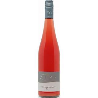 2018 Löwensteiner Schwarzriesling Rosé*** QbA - Weingut Zipf