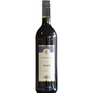 2019 Württemberger Acolon halbtrocken - Weinkellerei Wangler