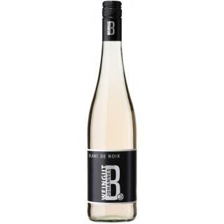 2018 Blanc de Noir QbA halbtrocken - Weingut Johannes B.