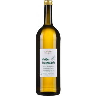Traubensaft weiß 1,0 L - Weingut Dopler