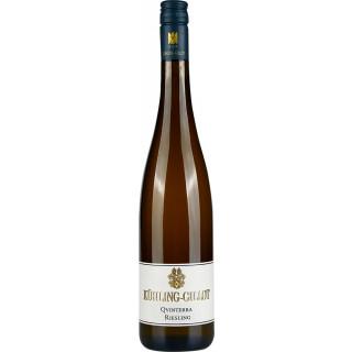 2018 QVINTERRA Riesling VDP.Gutswein feinherb - Kühling-Gillot