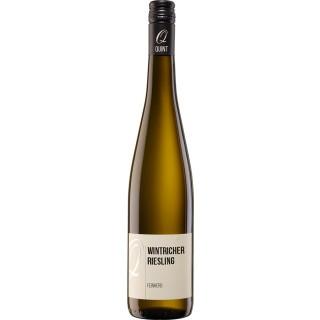 2020 Wintricher Riesling feinherb - Weingut Quint