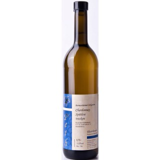 2016 Bermersheimer Seilgarten Chardonnay Spätlese Trocken - Weingut Andreas und Heinfried Peth