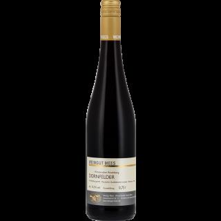 2018 Dornfelder Rotwein Nahe Gutswein trocken - Weingut Mees