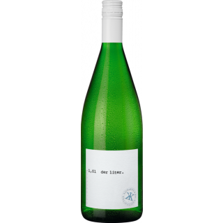 2017 Katharina & Kai , Der Liter Weissweincuvée Trocken (1,0 L) - Katharina & Kai