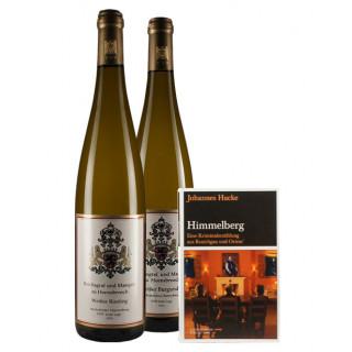 """Großes """"Crime-Paket Baden"""" - Weingeschenk - Weingut Reichsgraf und Marquis zu Hoensbroech"""