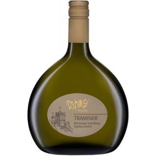 2018 Mainberger Schloßberg Traminer Spätlese lieblich - Weingut Dahms