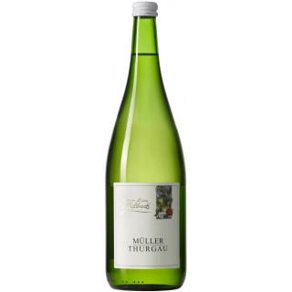 2018 Müller Thurgau halbtrocken 1,0 L - Weingut Ludwig Mißbach