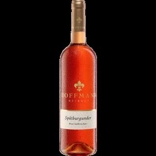 2019 Spätburgunder Rose halbtrocken - Weingut Hoffmann