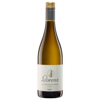 2018 Cuvée Gold Weissburgunder & Chardonnay halbtrocken - Weingut Lorenz
