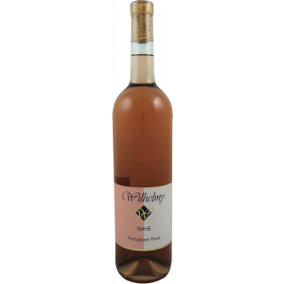 2018 Portugieser Rosé lieblich - Weingut Wilhelmy