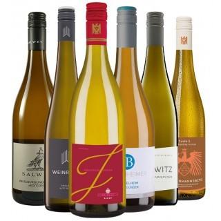 Festliches Premium Weißwein Paket