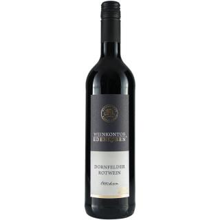 2018 Dornfelder QbA trocken - Weinkontor Edenkoben