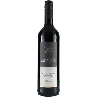 2019 Dornfelder QbA trocken - Weinkontor Edenkoben (Winzergenossenschaft Edenkoben)