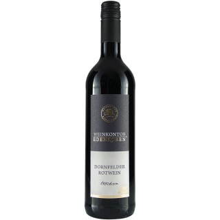 2019 Dornfelder trocken - Weinkontor Edenkoben (Winzergenossenschaft Edenkoben)