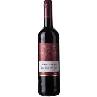 2015 Domina Rotwein Spätlese trocken - Weingut Dr. Hinkel