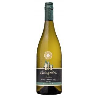 2019 Weißer Burgunder trocken Elegance - Weinmanufaktur Weingarten