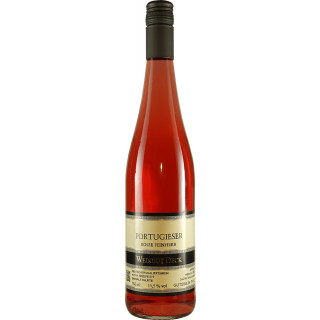 2019 Portugieser Rosé feinherb - Weingut Deck