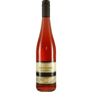 2020 Portugieser Rosé feinherb - Weingut Deck