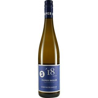 2018 Gewürztraminer Saveur lieblich - Weingut Pieper-Basler