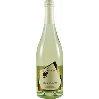 Eques Secco mit zugesetzter Kohlensäure - Weingut Ritter