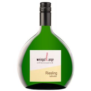 2019 Riesling feinherb Bio - Weingut Schloss Saaleck