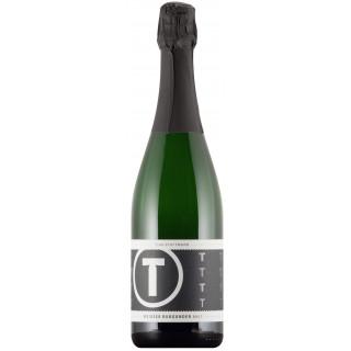 2016 Weißer Burgunder Sekt brut - Weingut Tina Pfaffmann