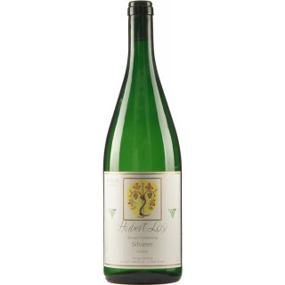 2019 Silvaner QbA trocken 1L BIO - Ökologisches Weingut Hubert Lay