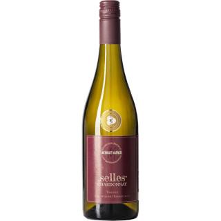 """2019 Stettfelder Himmelreich """"selles"""" Chardonnay trocken - Weingut Hafner"""