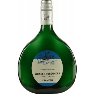 2018 Weißer Burgunder Kabinett trocken vom Muschelkalk - Weingut Markus Schneider