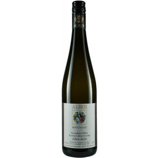 2019 Rauenthaler Wülfen Riesling fruchtig - Weingut Albus