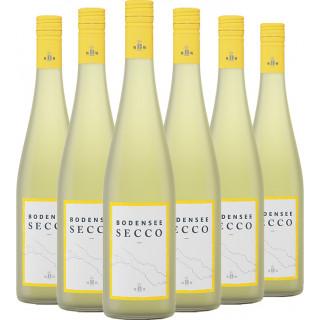 Schloss Salem Bodensee Secco Weiß Paket - Markgräfliches Badisches Weinhaus
