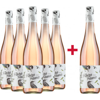 Flora und Fauna Rosé Paket BIO - Weingut Eymann & Joern Wein
