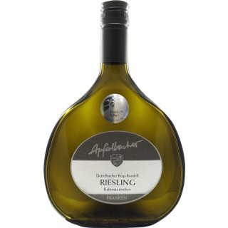2016 Dettelbacher Berg-Rondell Riesling Kabinett Trocken - Weingut Apfelbacher
