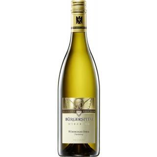2019 Würzburger Stein Chardonnay VDP.ERSTE LAGE trocken 1,5 L - Weingut Bürgerspital Würzburg