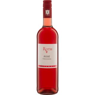 2018 Rosé VDP.Gutswein Trocken BIO - Weingut Roth