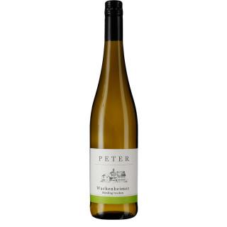 2020 Wachenheimer Riesling trocken - Weingut Peter