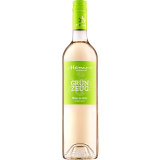 2018 Grünzeug Blanc de Noir feinherb BIO - Weingut Hemer