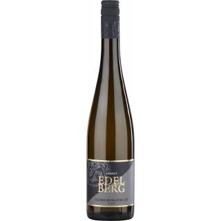 2019 Gelber Muskateller süß - Weingut Edelberg