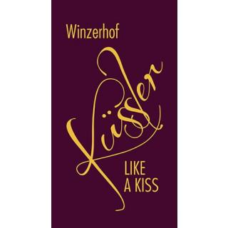 2020 Singender Cuvée Rosé im Geschenkkarton mit 2 Küssler Gläser! trocken - Winzerhof Küssler