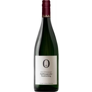 2018 Spätburgunder Qualitätswein halbtrocken 1,0 L - Weingut Schloss Ortenberg