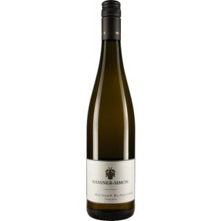 2018 Weisser Burgunder trocken - Weingut Kassner Simon