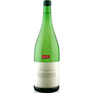 2016 Silvaner Qualitätswein Trocken 1L BIO - Weingut H.Deppisch