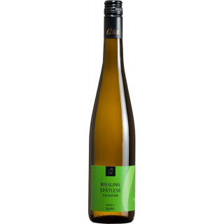 2018 Riesling Spätlese feinherb - Weingut Quint