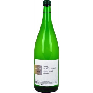 2019 Müller-Thurgau Muskatblüte halbtrocken 1,0 L - Weingut Glaser