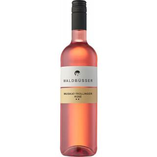 2019 Muskat-Trollinger Rosé halbtrocken - Weingut Waldbüsser