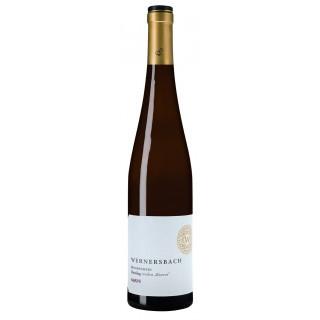 2018 Hesslocher Mondschein Riesling trocken - Weingut Wernersbach