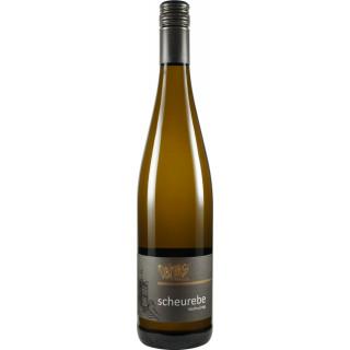 2019 Scheurebe feinfruchtig halbtrocken - Weingut Dahms