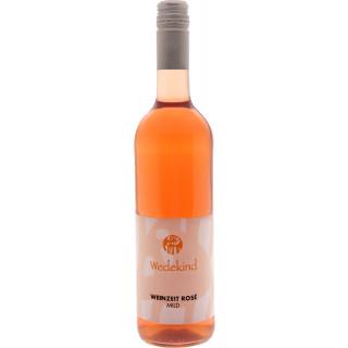 2018 Niersteiner Weinzeit rosé mild BIO - Weingut Wedekind